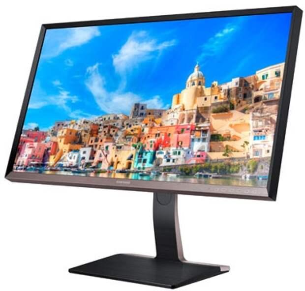 Бизнес-мониторы Samsung SD850 с PLS-матрицей 2560×1440 и портами USB 3.0