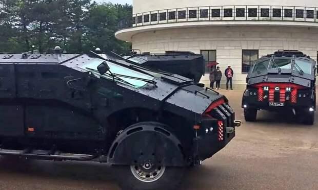 «Суперагенты» в мире машин: на чем ездят сотрудники ФСБ