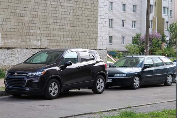 Названы две хорошие машины в Белоруссии, которые нельзя купить в России