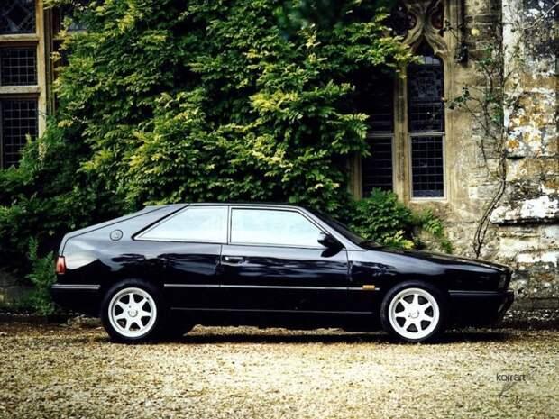На вопрос моему товарищу и знатоку марки, чтобы еще такого сделать с Maserati он мне ответил — фастбек из Ghibli! авто, автодизайн, автомобили, дизайн, фотомонтаж, фотошоп, юмор, янгтаймер