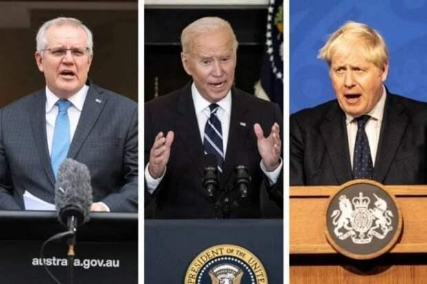 Глобальный сетевой проект англосаксов. Куда приплывут «три мудреца»?