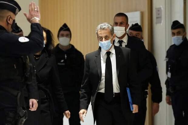 Предварительное расследование против Саркози началось во Франции