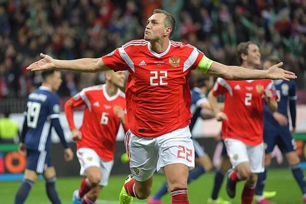 20 голов в рамках РПЛ:  Артем Дзюба опять лучший