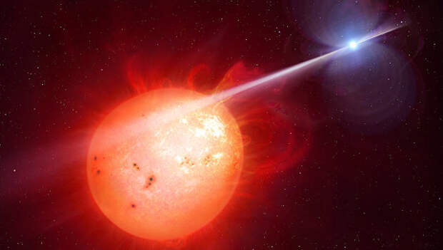 """Ученые нашли след реальных """"звездных войн"""" в Галактике"""