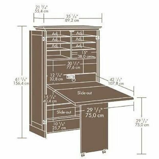 Швейные столы (подборка)