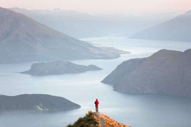 Красоты Новой Зеландии в фотографиях Bec Kilpatrick