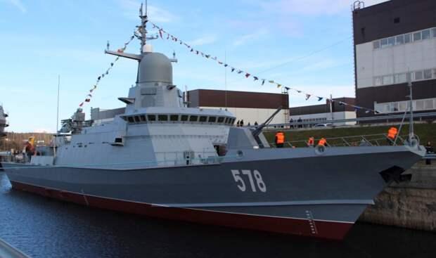 Sohu: РФ получила идеальные военные корабли для асимметричного удара по США