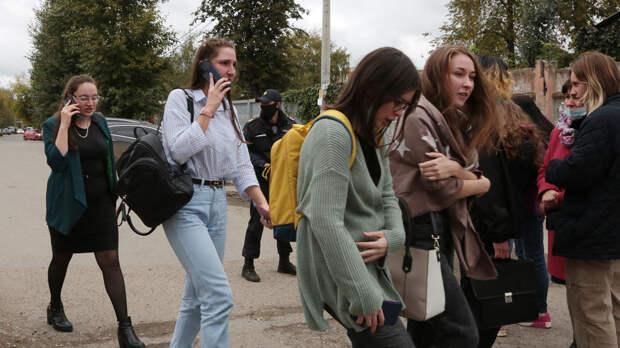 Ведущая радио вспомнила, как предупреждала студентов о стрельбе в вузе