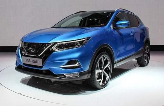 Обновленный Nissan Qashqai: европейский бестселлер с американским лицом