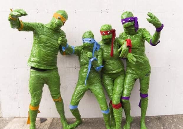 Косплейщики, которые несмогли: 20 фото самых провальных костюмов