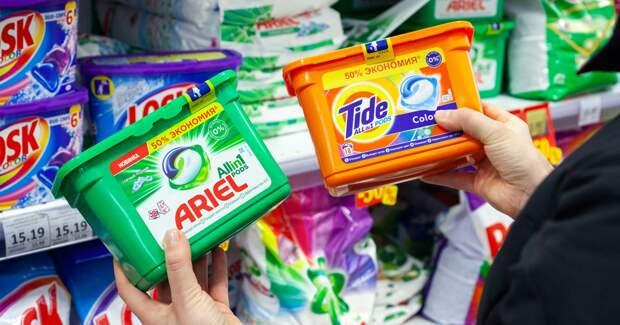 P&G сообщит российским потребителям о «двойных стандартах» Ariel