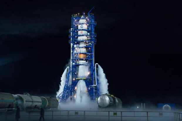 С космодрома Плесецк стартовала ракета-носитель «Рокот», которая вывела на орбиту четыре космических аппарата