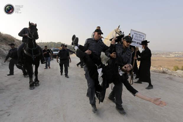 Израильские пограничники