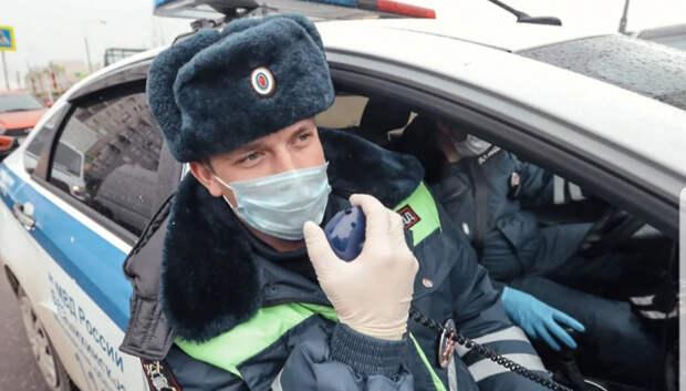 Правоохранители усилят контроль за соблюдением режима самоизоляции в Подмосковье