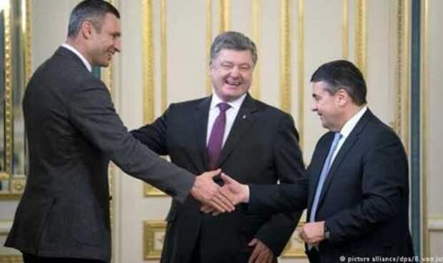 Германия простит Украине всё, кроме…