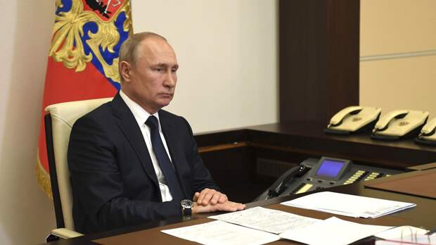 Путин предостерег мир от повторения Второй мировой войны