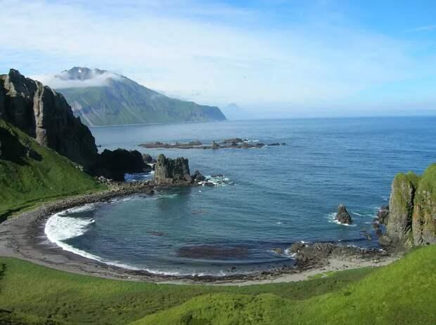 Командорские острова. Фото взято из открытых источников