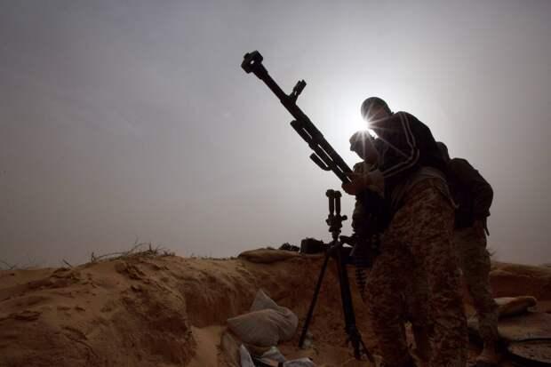Ливия: как корпорации обходятся без государства