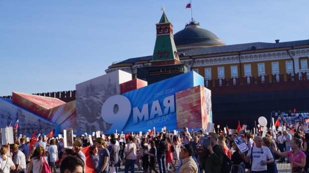 Мавзолей Ленина превратят в общественную уборную?