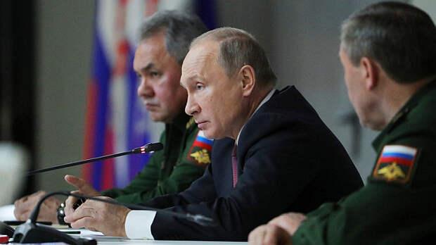 Пентагон все проспал: в США рассказали, как Путин обогнал время