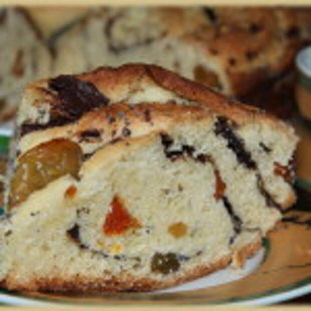 Яблочный пирог (картофельное тесто)