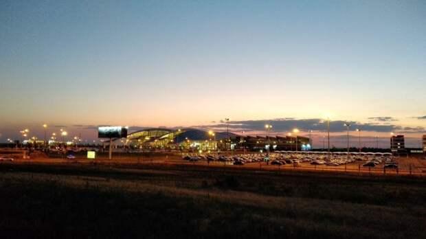 ФСБ задержала иностранных сторонников экстремистов в аэропорту Ростова