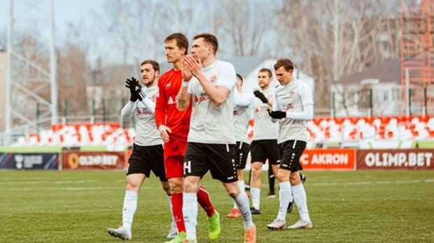 «Акрон» остаётся в ФНЛ из-за неподачи заявки на лицензирование на следующий сезон «Тамбовом»