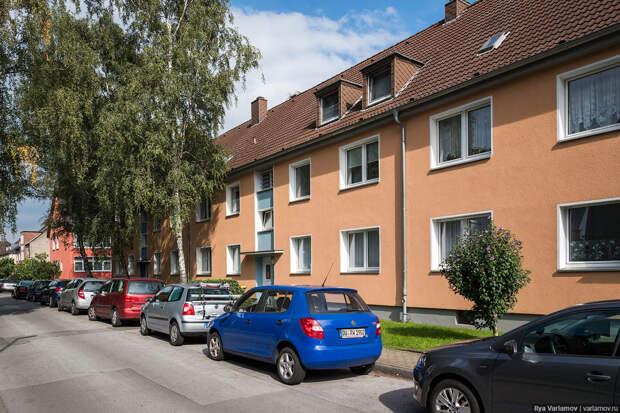 Почему в Германии дома выглядят как новенькие?