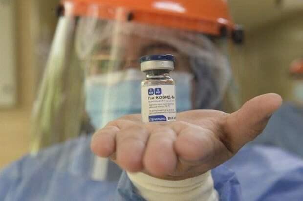Индия получила вторую партию антиковидной вакцины «Спутник V» из РФ