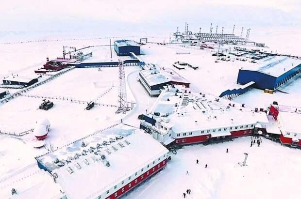 National Interest: США готовятся к возможному противостоянию в Арктике