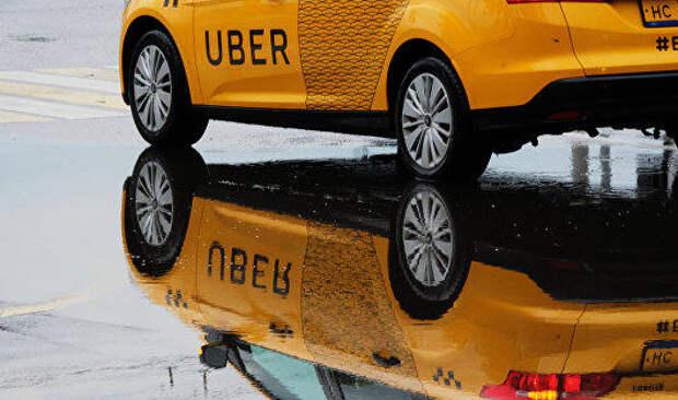Чистый убыток Uber в первом квартале сократился в 27 раз