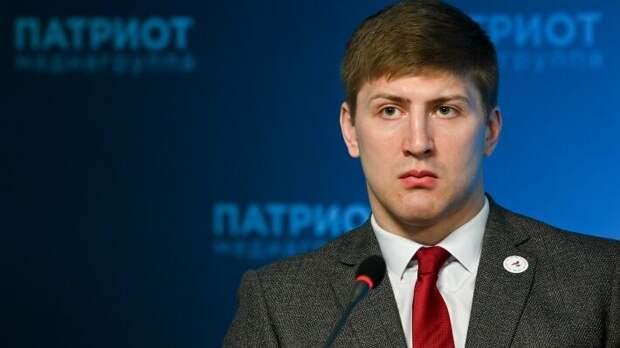 Руководитель молодежных проектов ОНФ Алексей Голубев