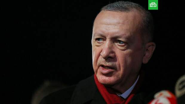 «Израиль перешел все границы»: Эрдоган пообещал поддерживать палестинцев
