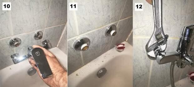 Ремонт водопроводного крана