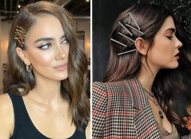 Модные аксессуары для волос 2021: тенденции сезона