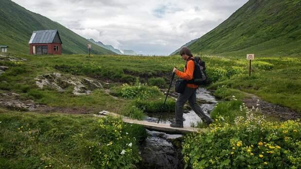 В России развивается Арктический туризм
