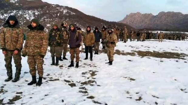«Гадрутский котел»: миротворцы вывели из окружения армянских военных