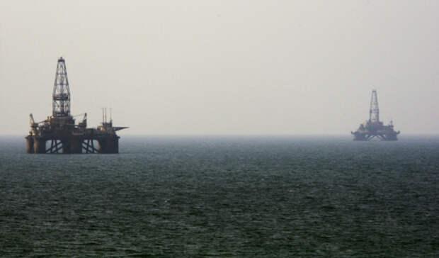 СПвказахском секторе Каспийского моря создают ЛУКОЙЛ и«Казмунайгаз»