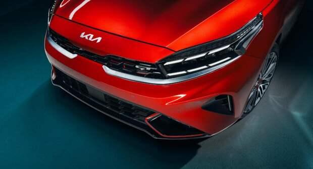 Kia Cerato 2021 года приедет в Австралию в трёх комплектациях и базовым ценником 1,48 млн рублей