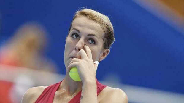 Павлюченкова и Остапенко не смогли выйти в финал турнира WTA в Мадриде в парном разряде