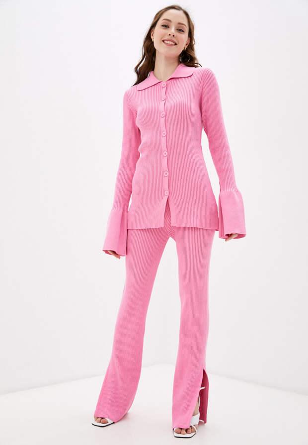 Модная находка: трикотажный костюм в рубчик Top Top...