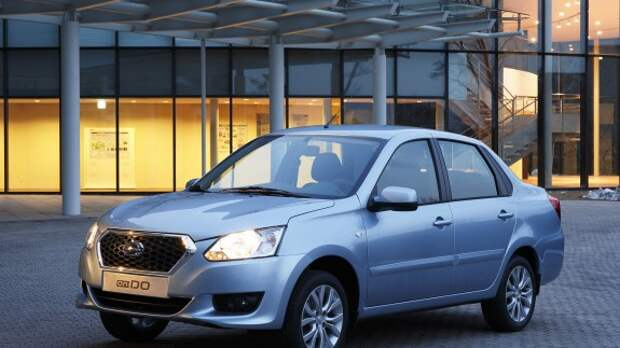 Объявлены комплектации и стартовая цена Datsun on-DO