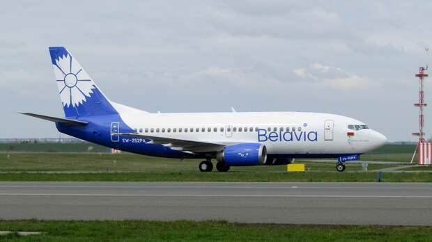 Авиаперевозчиков возмущают рекомендации Евросоюза в отношении Белоруссии