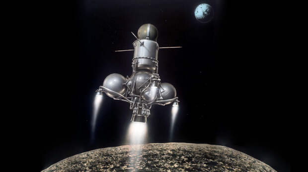 Как провалилась секретная советская миссия «Луна-15»