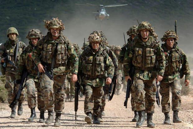 Запад планирует развязать войну в Черноморском регионе