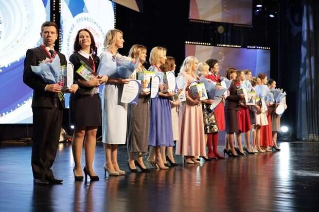 Воспитатель из Удмуртии стала одной из лучших в России