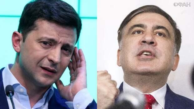 Готовому вернуться в Грузию Саакашвили предложили запастись галстуками
