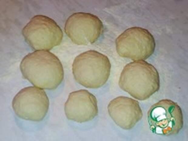 Сырная лепешка с начинкой ингредиенты