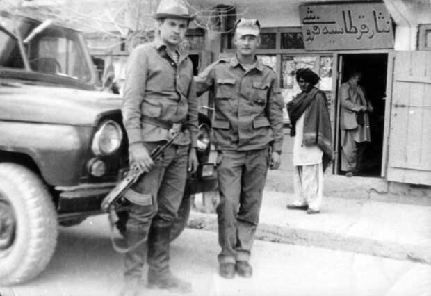 Что сегодня говорят бывшие «душманы» о советских солдатах
