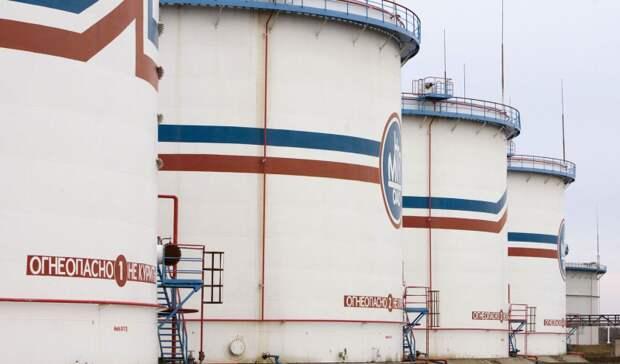 Азербайджанская нефть для Белоруссии прибыла вОдессу